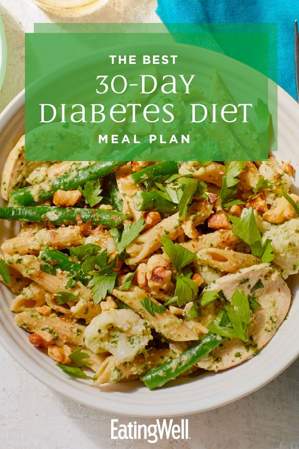 The Best 30-Day Diabetes Diet Plan In 2020 (With Images