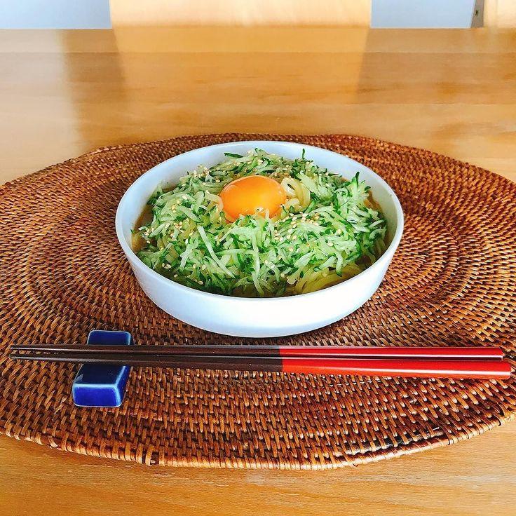 ラ王袋麺(つけ麺濃厚魚介醤油)混ぜそばアレンジうますぎ問題