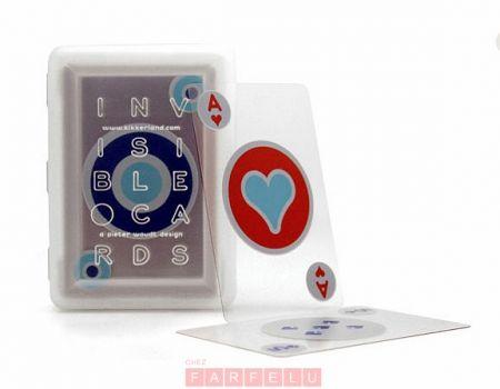 Jeux de cartes transparent | acceuil