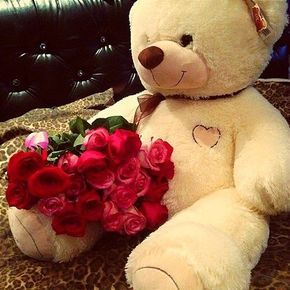 1 Tumblr H Pinterest Valentines Teddy Bear And Love