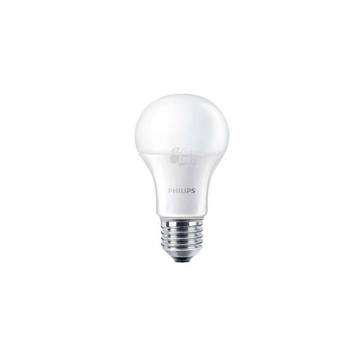 Bombilla LED Philips de 13 W en tres Toños de LUZ, Fría, Cálida y Natural. En nuestra tienda Online disponemos de las ultimas novedades en Bombillas LED Philips.