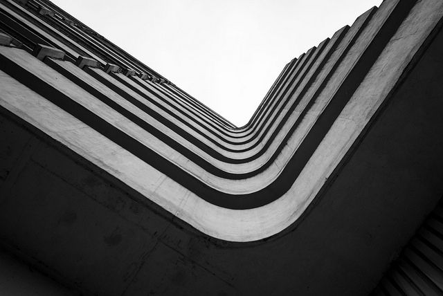 #abstract #building in wroclaw