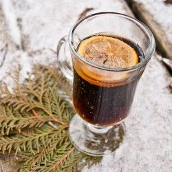 """Try something """"devilishly different"""" this holiday with hot Dr Pepper, a 1964 recipe."""