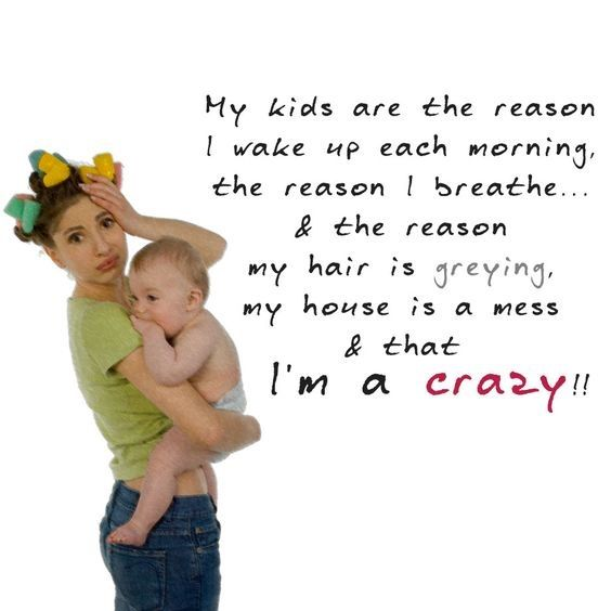 My kids are the reason I wake up each morning ..