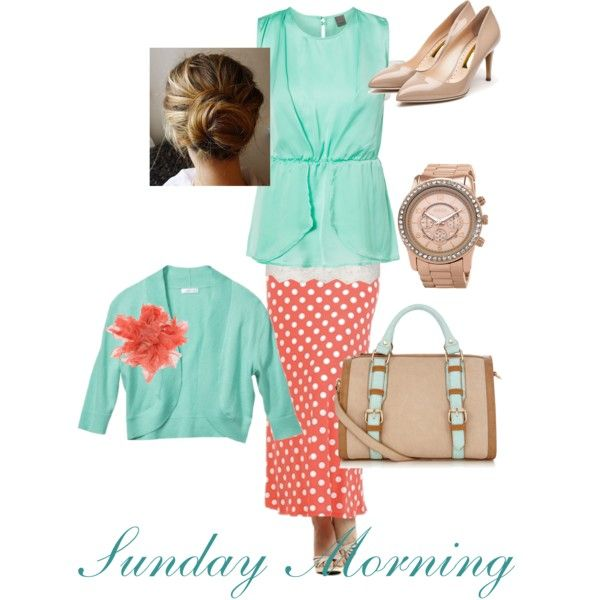 Sunday Morning outfit