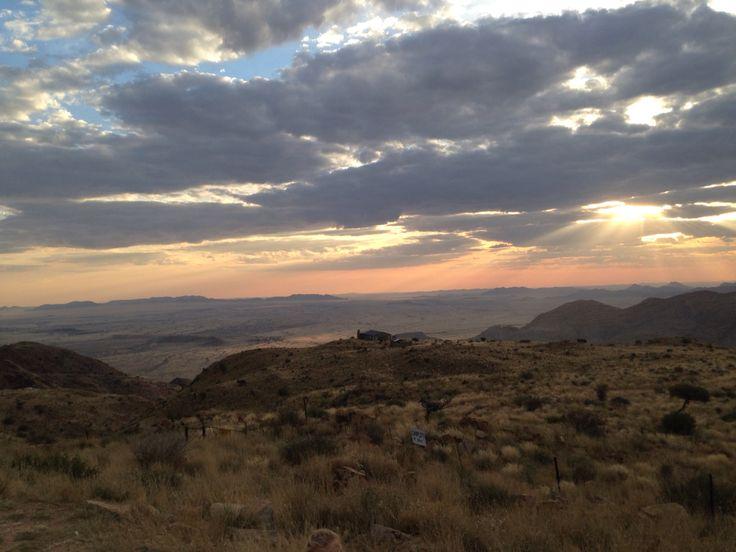 Spreetshoogte, Namibia