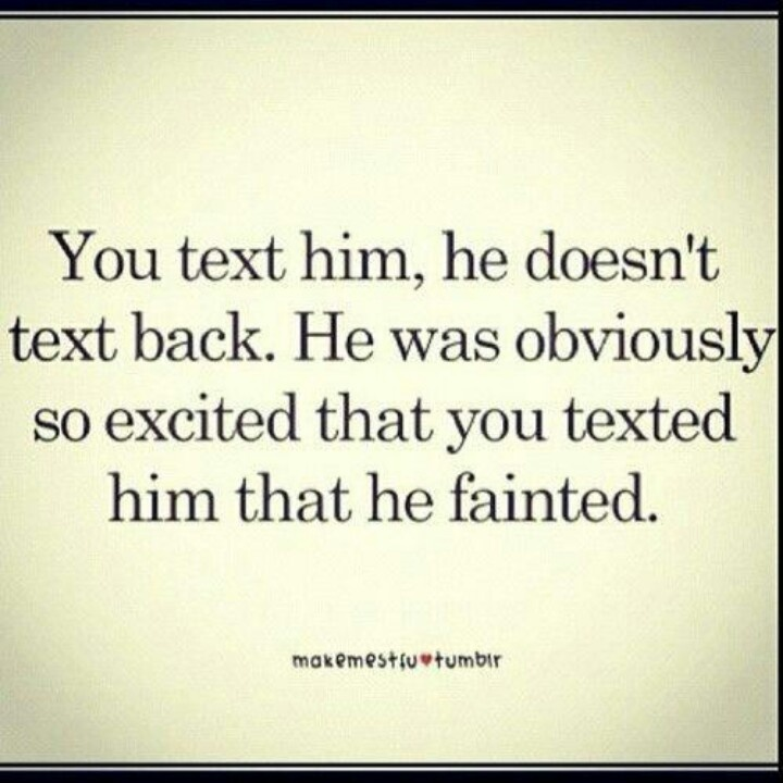 her. ;) haha love it when my boyfriend texts her just to make her mad ...