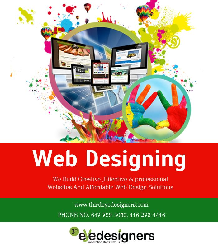 Are you looking for one of the #bestwebdesigncompany in #Canada, who are expert in Mobile Friendly and #Google Search Friendly #websitedesigning?  Welcome to ThirdEyeDesigners, Canada #1 #webdesigningcompany for #responsivewebsite, #creative, #uniquewebdesign, #ecommerce, #CSS, #JOOMLA, #WORDPRESS, #HTML5, #PHP and #SEOfriendlywebsite #designingservices in #Brampton, #Toronto, #GTA and #Mississauga.  Call us now at 647-799-3050 416-276-1416 647-502-3757 for #completewebsolution for your…