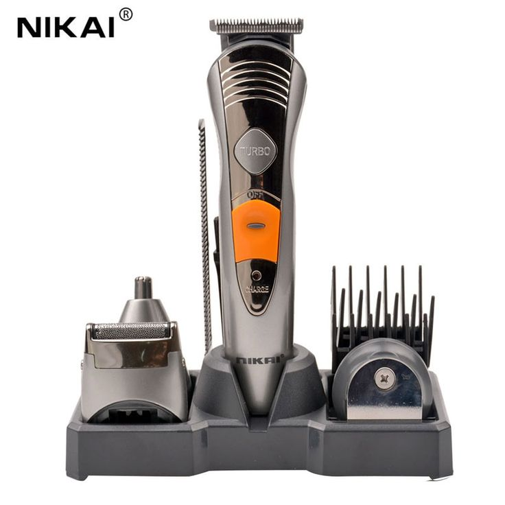 7-in-1 Rechargeable Shaver Razor Shaving Machine Nose Ear Trimmer Kit  Adjustable Electric  Hair Clipper Trimmer EU Plug