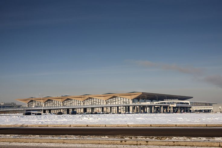 Gallery of Pulkovo International Airport / Grimshaw Architects + Ramboll + Pascall+Watson - 2