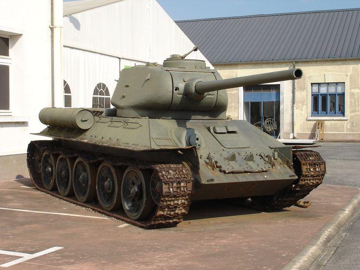 tanques de guerra historicos