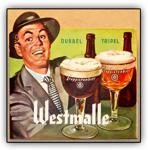 Westmalle - one of the Trappist Ales