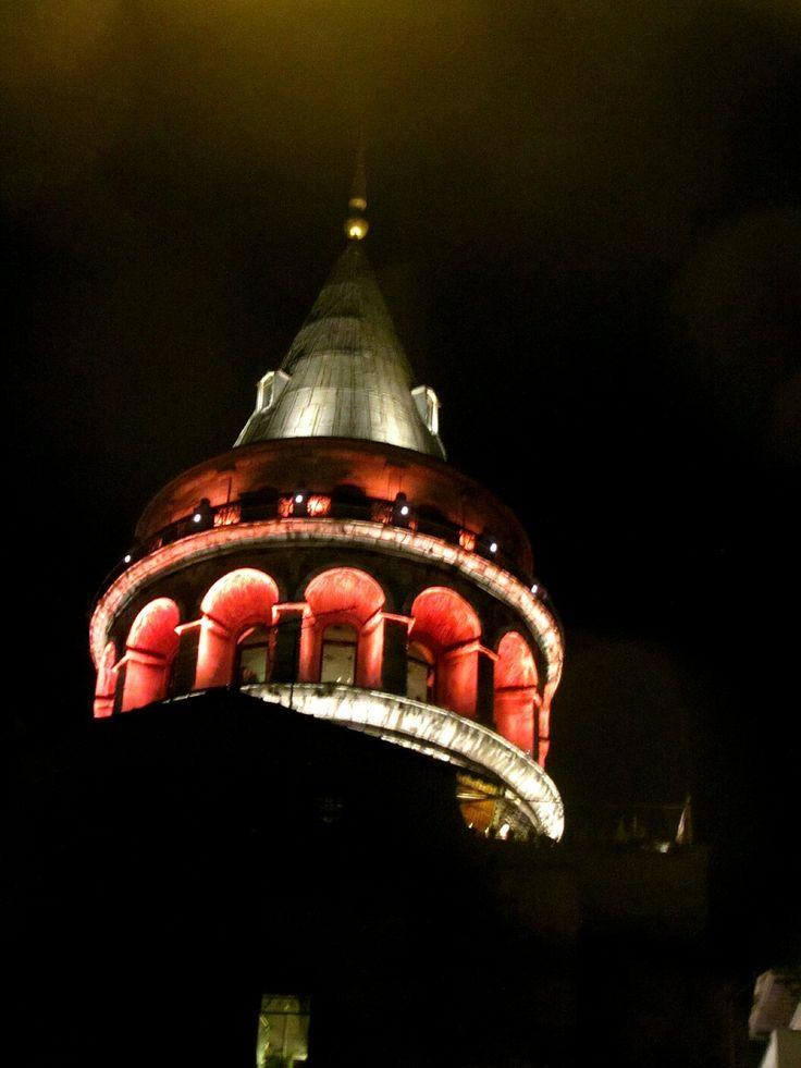 Galata Tower Istanbul Türkiye  Photography by ümmühan kodaman