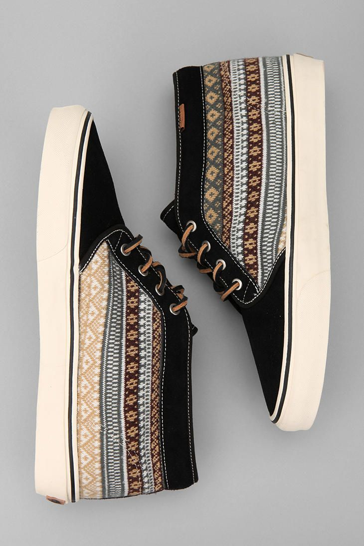 Vans California Nordic Chukka Boot: $70