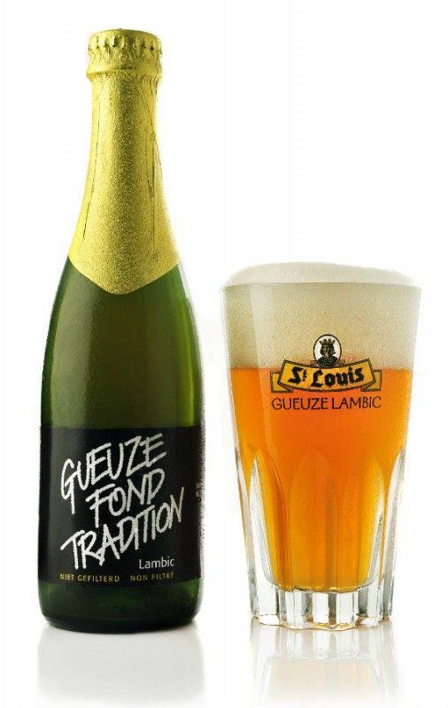 Cerveja St. Louis Gueuze Fond Tradition, estilo Lambic - Gueuze, produzida por…