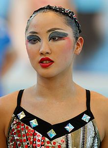 Synchronized swimming - Wikipedia, the free encyclopedia
