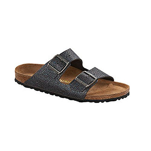 Birkenstock Women's Pebbles Metallic Asphalt Arizona Leather Soft Footbed 41 M EU / 10-10.5 2A(N) US Birkenstock http://www.amazon.com/dp/B00LT9HL94/ref=cm_sw_r_pi_dp_.8ytwb0Q9RQYW