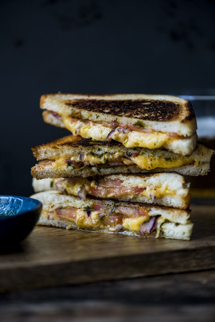 "Mumbai Cheese Toastie - It should be called the ""I Am Not Giving You Any Of My Toastie"" Toastie - it is that good"