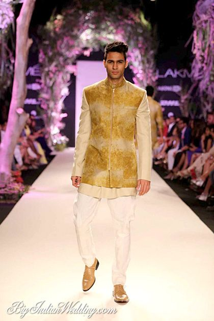 Mens collection exclusively from Manish Malhotra ~ Lakme Fashion Week 2014