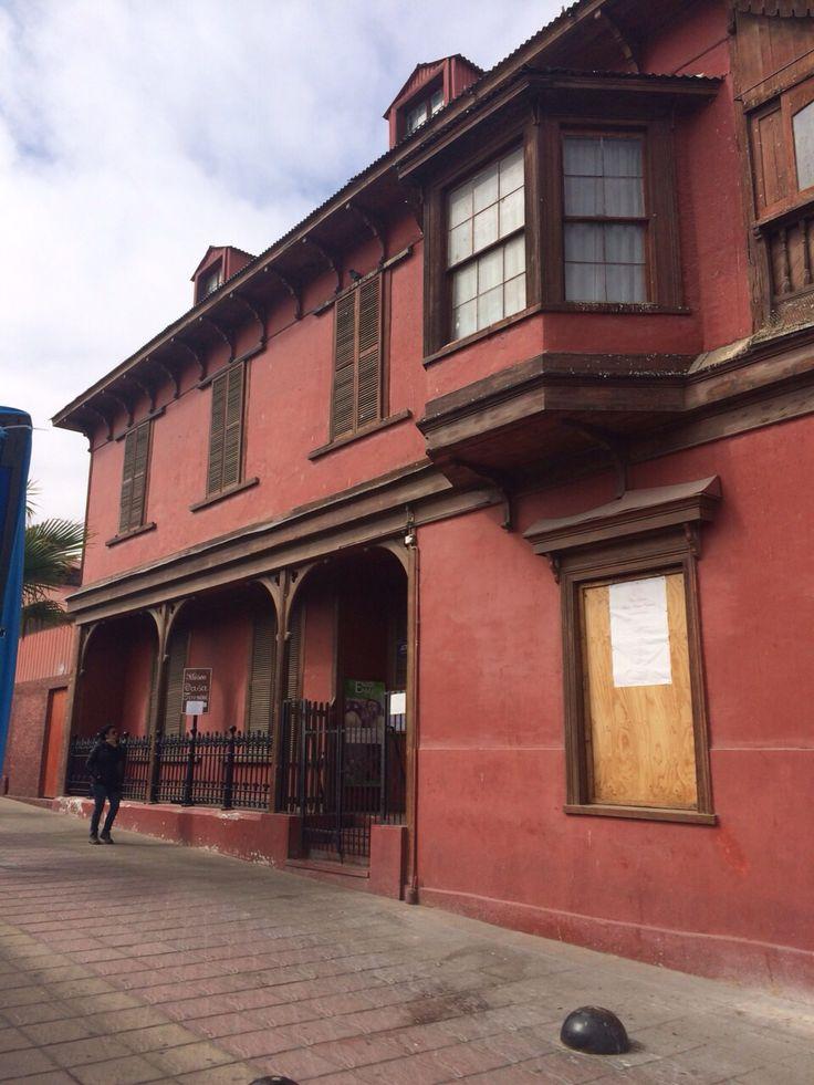 Caldera, Chile :) museo casa Tornini ,simplemente hermoso, un relato apasionado de una parte de la historia de Chile.