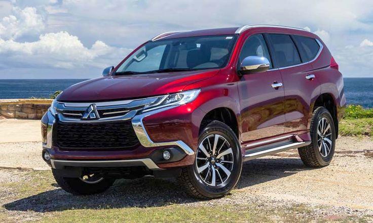 2018 Mitsubishi Pajero overview