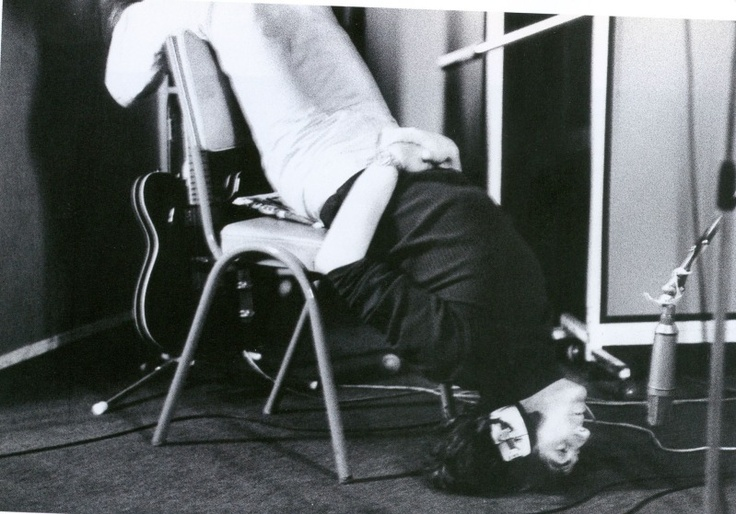 """A few comments i've seen, this is John Lennon singing """"Tomorrow Never Knows"""" upside down. They DID say the Beatles always broke rules. Hard to do when working the same studio for 7 years. Kudo's for Weirdness."""