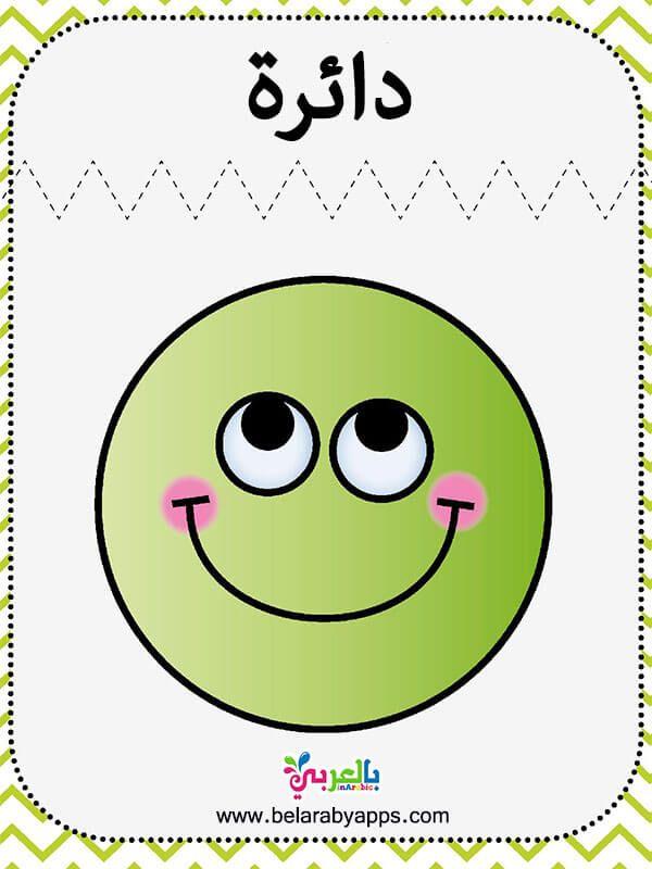 بطاقات تعليمية الأشكال الهندسية للأطفال وسائل تعليمية اسماء الاشكال الهندسية بالصور بالعربي نت Kindergarten Freebies Shape Posters Kindergarten Shape Posters