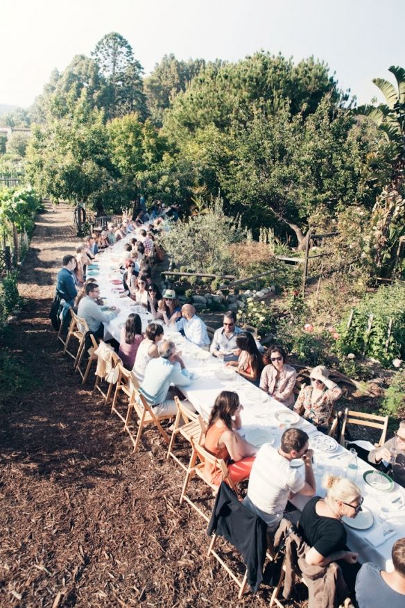 Outstanding In The Field L A Dinner