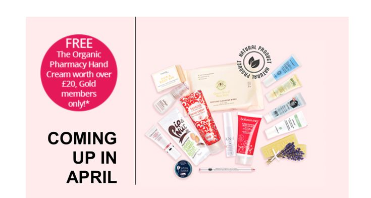 You Beauty Box Shortlist – April 2017 – Which Beauty Box UK