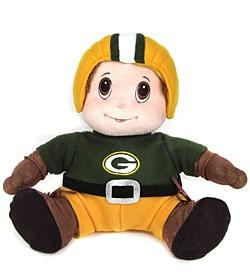 "Green Bay Packers 15"" Plush Mascot  #NFL"