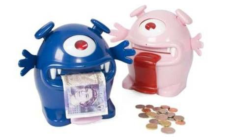 1000 images about piggy banks on pinterest coins diy piggy bank and money bank - Coink piggy bank ...