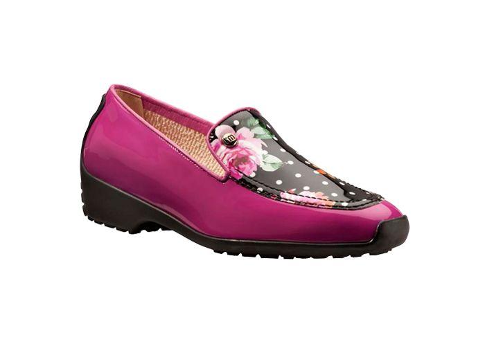 floral pink patent leather rossimoda porsche design
