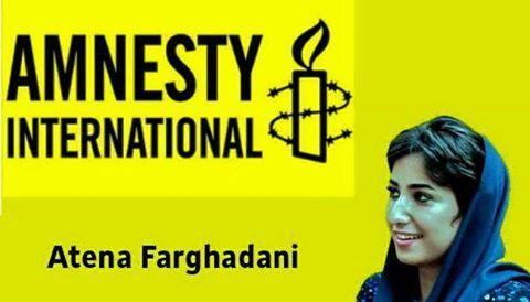 La storia di Atena Farghadani, un'artista iraniana di 28 anni, inizia il 23 agosto 2014. Le Guardie rivoluzionarie irrompono nella sua abitazione di Teheran, perquisiscono tutto, confiscano suoi oggetti personali e la portano via, bendata. La tengono in isolamento per cinque giorni, nella sezione...