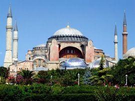 Istanbul Attractions/ Hagia Sophia