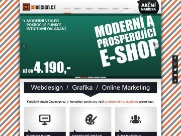 Profil Ondesign.cz na Gravataru. http://cs.gravatar.com/ondesigncz