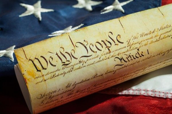Our Constitution was more than an experiment in courage.