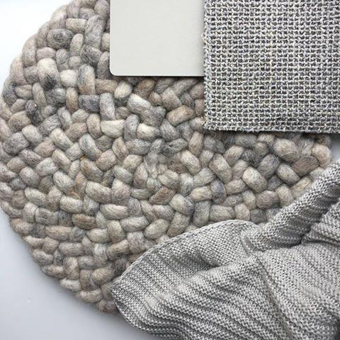 Een mooie selectie van stoffen en materialen van Perletta Carpets, Design on Stock, Fem Home. We krijgen weer zin in het voorjaar!