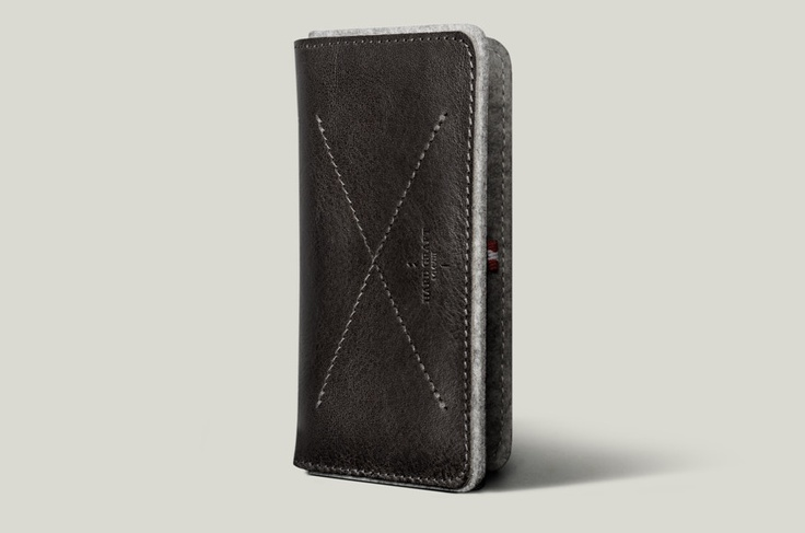Hard Graft - Leather iPhone Wallet