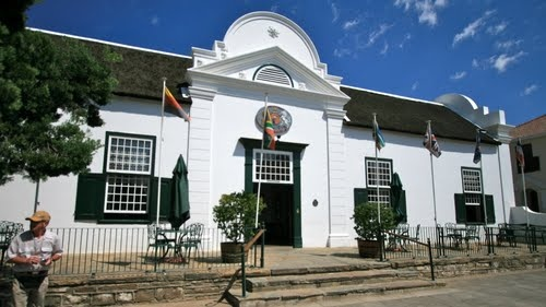 Drostdy Hotel Graaff-Reinet    For more information visit http://www.camdeboocottages.co.za/index.php/site-seeing/drostdy-hotel