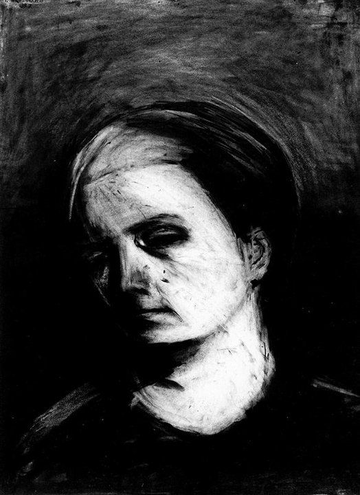 Frank Auerbach  www.artexperiencenyc.com