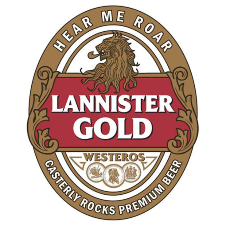 Game of Thrones Complete Seven House Set Ceramic Tile Beer