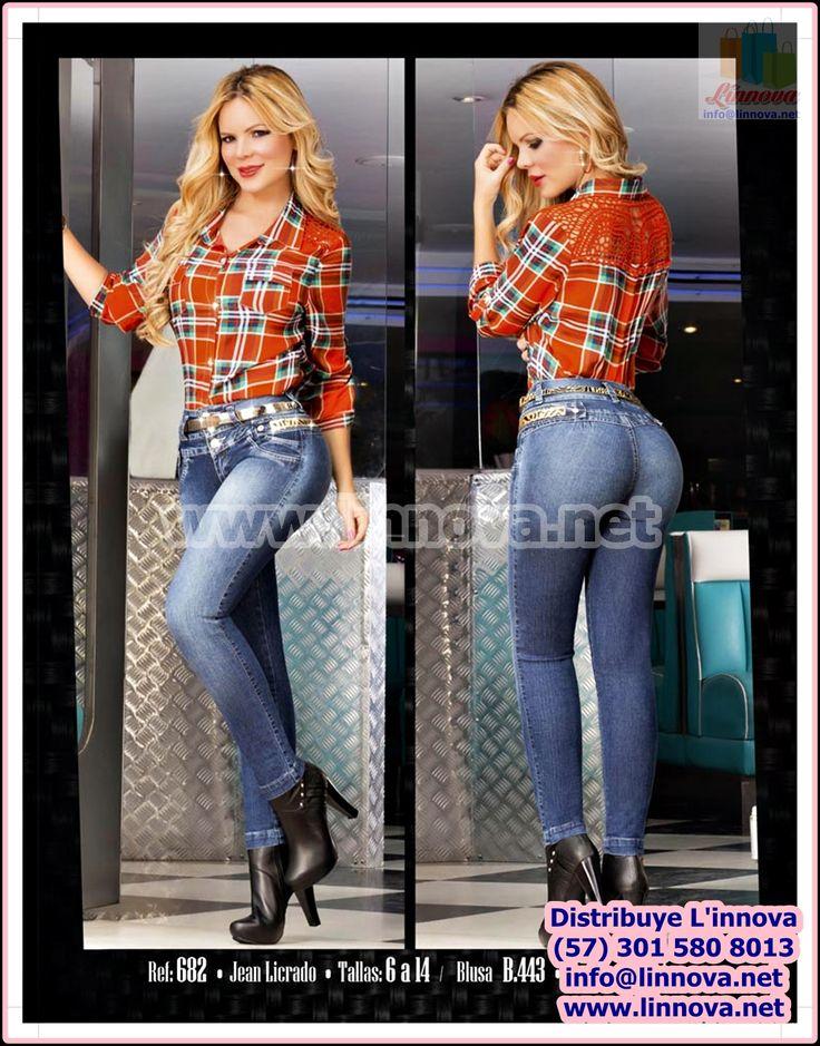 150533 - Ropa Casual / Jeans, Blusas, Ropa Intima & Pijamas