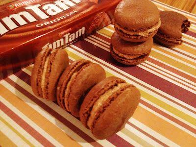 Macaron Me: Tim Tam Macarons (kind of)
