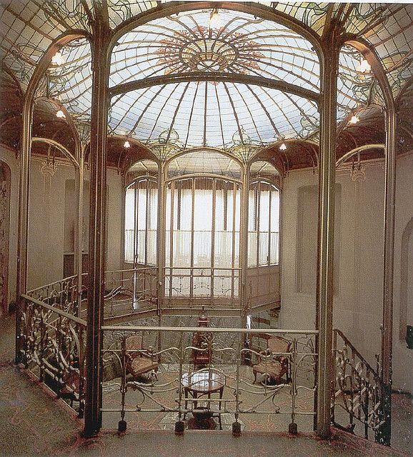1000 ideas about art nouveau interior on pinterest art for Decoracion art nouveau