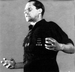 """Spain - 1936. - GC - José Antonio Primo de Rivera: """"el fervoroso afán de España""""…"""