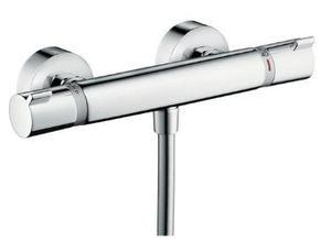 【楽天市場】ハンスグローエ【13116004】エコスタットコンフォート サーモスタットシャワー混合水栓:あいあいショップさくら