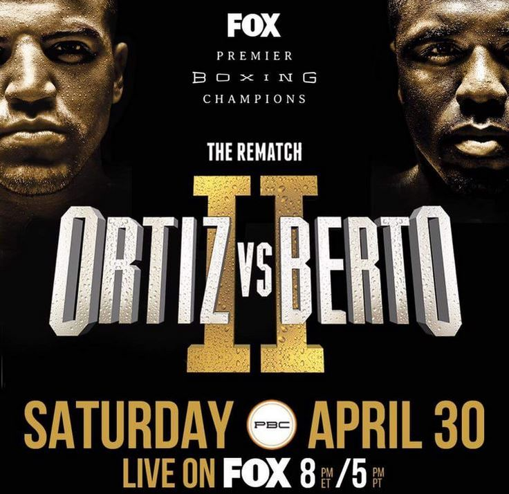 Here is Potshot Boxing's (PSB) Preview of the 'Vicious' Victor Ortiz vs. Andre 'The Beast' Berto rematch. http://www.potshotboxing.com/will-andre-berto-victor-ortiz-get-back-track/