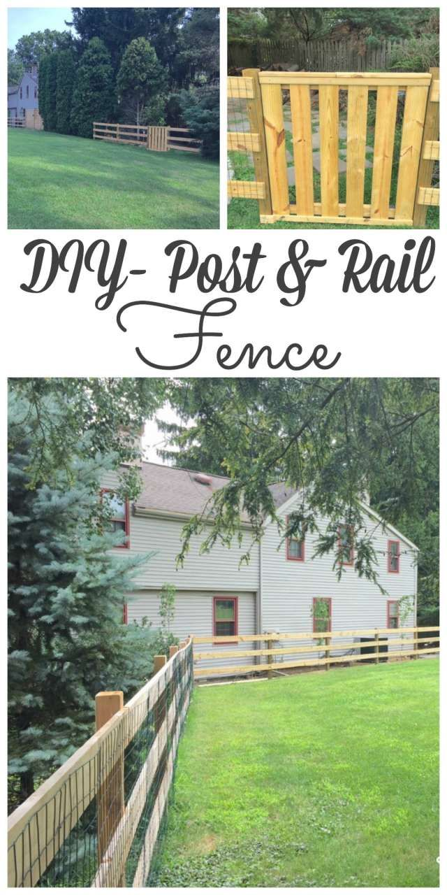 how to make a fencepost