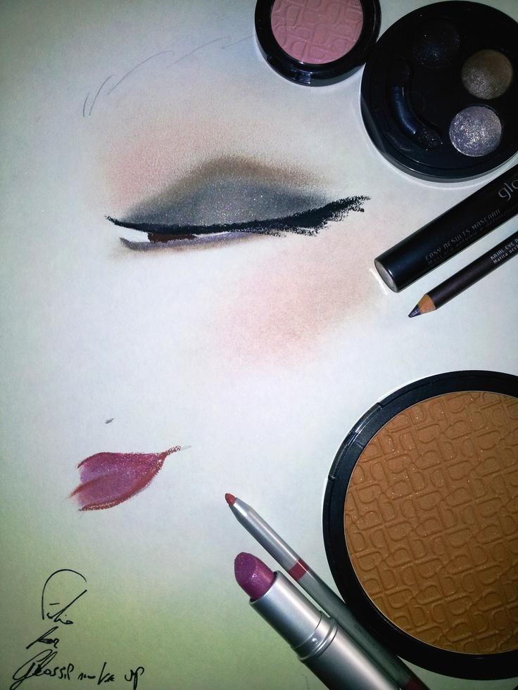 Military Look. Segui le indicazioni del nostro make-up artist Fabio Lo Coco per realizzare questo look super trendy.