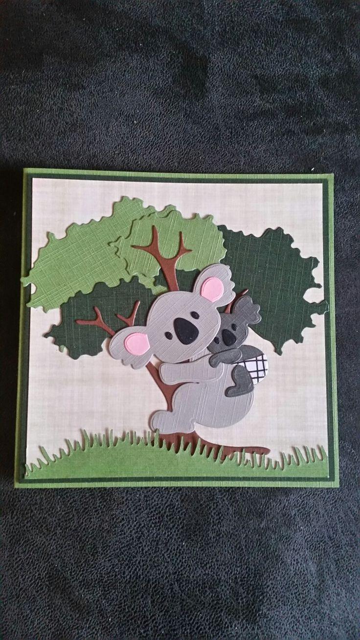 Gemaakt door Hella Coolen : koala